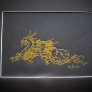 Golden Dragon 5×7